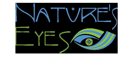 Nature's Eyes logo